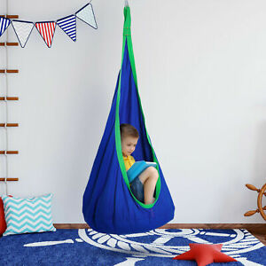 SENSORY ROOM QUIET DEN HANGING CHAIR SKY AUTISM ASPERGES ADHD RELAX CHILL MOOD