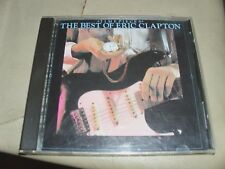 THE BEST OF ERIC CLAPTON TIMEPIECE CD
