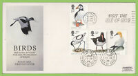 G.B. 1989 Birds set on Royal Mail First Day Cover, Isle of Skye slogan
