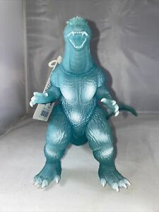 "2005 BANDAI 9"" Godzilla BLUE Theater Exclusive Godzilla final wars NEW WITH TAG!"