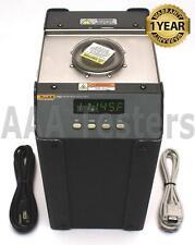 Fluke 7102 Micro-Bath Thermometer & Sensor Temperature Calibrator 7102-156