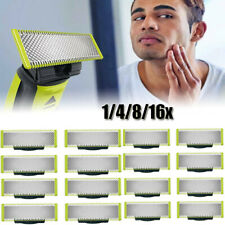 1-16x Pack Steel Replacement Blade For P-hilips Norelco OneBlade Electric Shaver