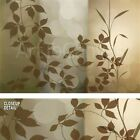 """36""""x24"""" AFTER ALL by EDWARD APARICIO LIGHT LEAVES GRASS SOFT BEIGE GREEN CANVAS"""