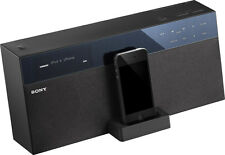 NEW Sony NAS-SV20i  Wi-Fi iPod iPhone Speaker Dock and Charger - NASSV20i