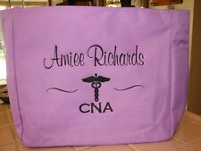 TOTE Bag NURSES Teacher NURSE PA RN LPN MD CNA MEDICAL OFFICE GIFT HOSPITAL BSN