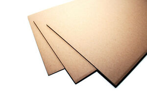 200 x A4 CORRUGATED THICK PACKING BOARD STIFFENERS 2.50MM
