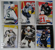 1996-97 Upper Deck UD Series 2 Dallas Stars Team Set of 6 Hockey Cards
