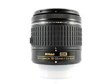 Nikon AF-P 18-55mm f/3.5-5.6G DX Lens Nikkor