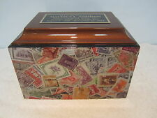 806 Philatelists-Stamp Collecting-Collector-Hobby Adult Cremation Memorial Urn