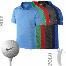 Gestreifte Nike Herren-Freizeithemden & -Shirts aus Polyester