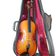 Antonio Stradivari-faciebat ANNO 1706 VIOLINO. REGHIN. MADE IN ROMANIA