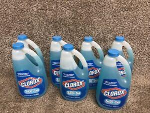 Scooba Clorox iRobot Detergent —Lot Of 7 Bottles