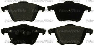 Disc Brake Pad Set-Mazdaspeed Front NewTek SMD1186 fits 2006 Mazda 6