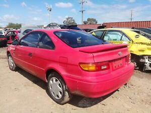 Toyota Paseo Left Tail Light EL54 11/95-12/99