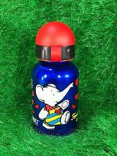 """SIGG Kids Trinkflasche Motiv """"Ferdinand der Elefant"""", blau, 0,3 Liter, Alu., NEU"""