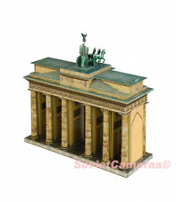 1/160 N Scale Building Brandenburg Gate Berlin Germany Cardboard Model Kit New