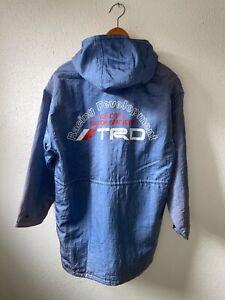TRD Racing Windbreaker Rare Supra Celica Jacket Corolla MR2 Starlet AW11 JZA70
