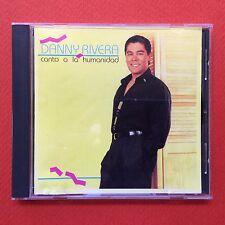 Danny Rivera Canto A La Humanidad Bomba CD CBS 1990 Puerto Rico MINT