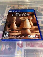Pure Schach ps4 NEU & VERSIEGELT USA Import selten Playstation