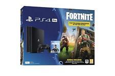 Sony PlayStation 4 Pro 1tb Console Fortnite Bundle