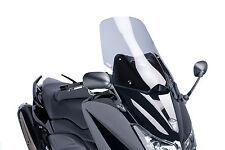 YAMAHA T-MAX 530 TMAX 2012 > 2014 CUPOLINO PUIG FUME' CHIARO TOURING PARABREZZA