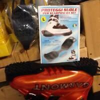 protezioni per suole per scarponi da sci da gara racing misura Large mis L 42-46
