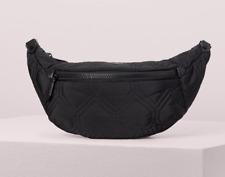 Kate Spade Jayne Belt Bag Quilted Nylon Fanny Pack ~NWT~ Black