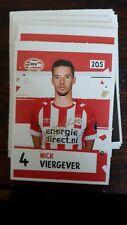 AH Voetbalplaatje 2018 2019 #205 Nick Viergever PSV