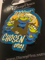Disney Toy Story Land Aliens Pin Ooooh! The Chosen One NEW PIN OE