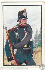 Fusilier Schaumburg-Lippe 1866 Deutsches Heer Germany Uniform IMAGE CARD 30s