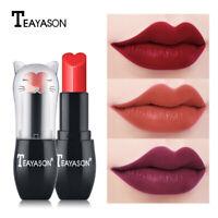 Sexy Red Makeup Long Last Beauty Lips Lip Tint Matte Lipstick Lip Gloss