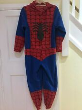 New Mens Spidermen Bodysuit: Sz XS