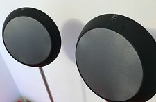 B&O Bang & Olufsen Beoplay S8 x 2 Replacement Speaker Covers/Frets. (Grey,Pair)