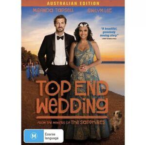 Top End Wedding (DVD, 2019) Region 4 - Australia