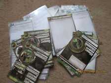 WARMACHINE DECK BOXED CCG CTG CARDS UNBOXED NO BOX SORRY DONT KNOW ANYTHING MORE