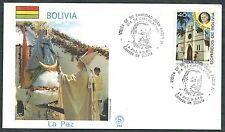 1988 VATICANO VIAGGI DEL PAPA BOLIVIA LA PAZ - SV2