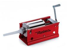 Insaccatrice Reber rossa 3 kg professionale salsiccia salsicce 8952 N - Rotex