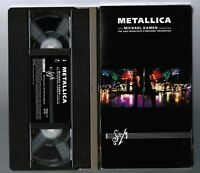 METALLICA with Michael Kamen S&M JAPAN VHS VIDEO AMVY- 8179 w/Slip Case Free S&H