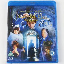 Nanny McPhee (Blu-ray, 2010) - Colin Firth / Emma Thompson - BRAND NEW SEALED