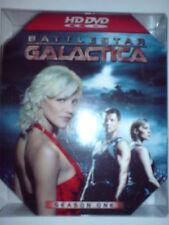 BATTLESTAR GALACTICA SEASON ONE HD-DVD - REGION 1