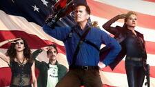 "120 The Evil Dead - Ash Vs Evil So1 2 3 Action Terro 00004000 r Movie Tv 24""x14"" Poster"
