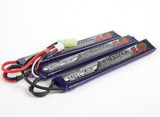 RC Turnigy nano-tech 1400mah 3S 15~25C Lipo AIRSOFT Pack
