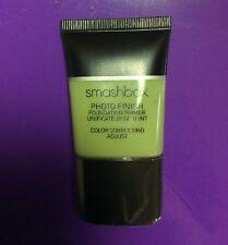 NEW!!! SMASHBOX Photo Finish Foundation Primer Color Correcting Adjust .50 oz