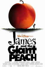 """JAMES AND THE GIANT PEACH  Movie Poster [Licensed-NEW-USA] 27x40"""" Theater Size"""
