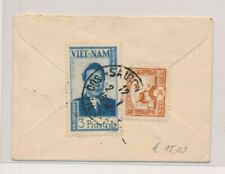 LM53706 Vietnam 1952 to Corsica nice cover with good cancels used