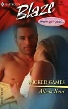 Wicked Games: WWW.Girl-Gear (Harlequin Blaze)-ExLibrary