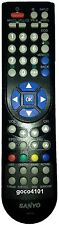 ORIGINAL SANYO REMOTE CONTROL JXPYG LCD32K30TD LCD42K30TD LCD42K40TD NEW