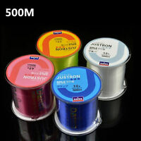 Super Strong Durable Monofilament Lake Sea Fishing Line 500m Nylon Fishing Line