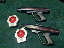 Vintage 1986 Lazer Laser Tag Worlds of Wonder Starlyte Guns and Sensors Tested