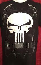 NEW & RARE Marvel Comics Shirt: PUNISHER COSPLAY/COSTUME: Men's LARGE